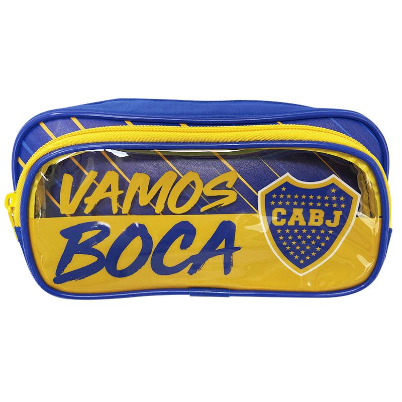 Canopla Estuche con bolsillo Boca Jrs.