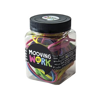 Bandas Elsticas Multicolor Neon