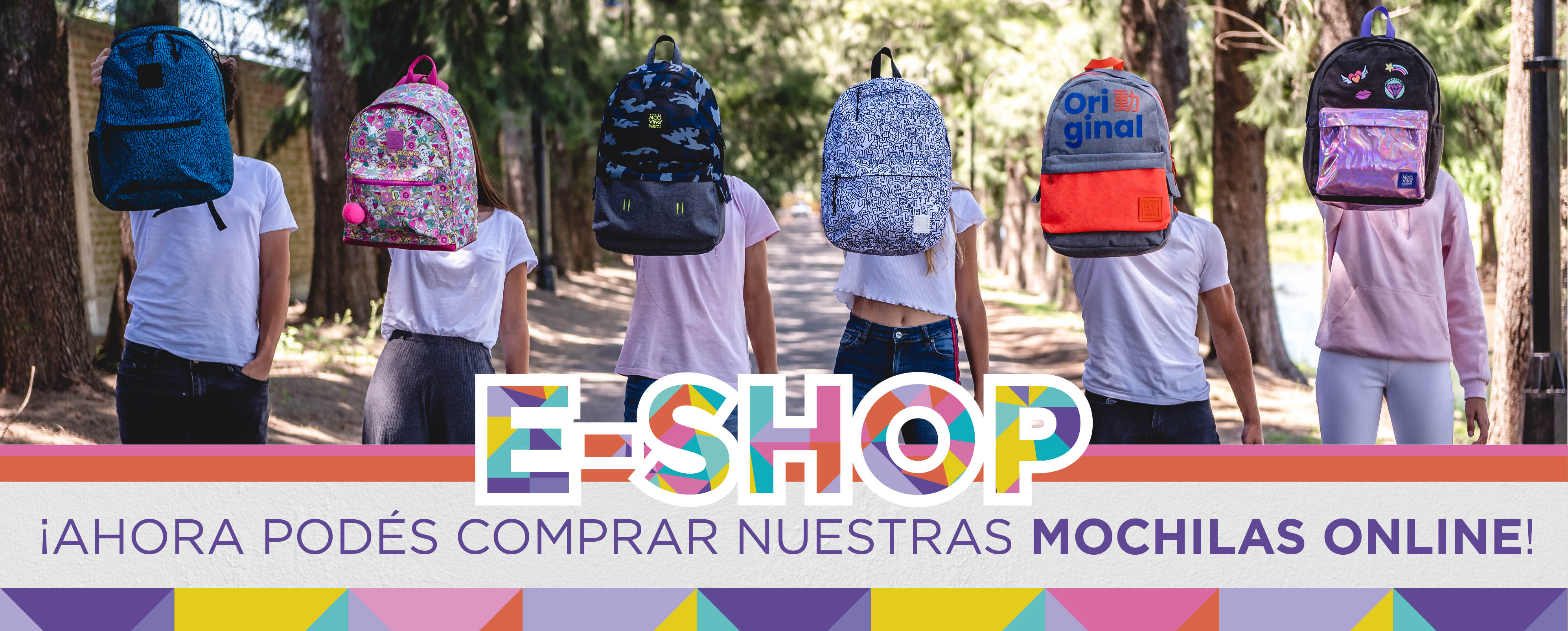 e-shop mochilas