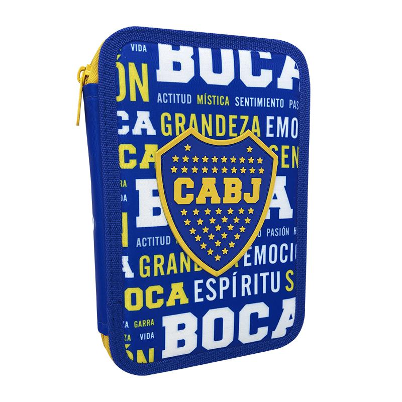 Canopla 2 Pisos Boca Jrs.